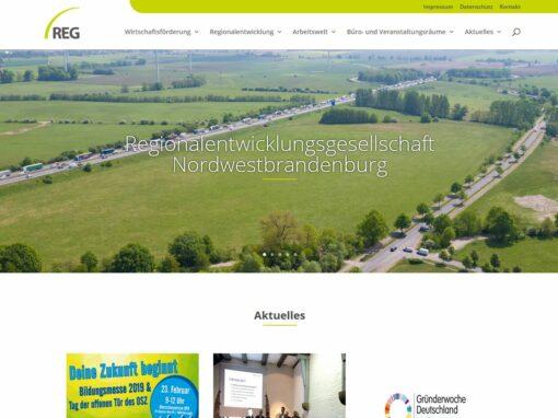 REG Regionalentwicklungsgesellschaft Nordwestbrandenburg