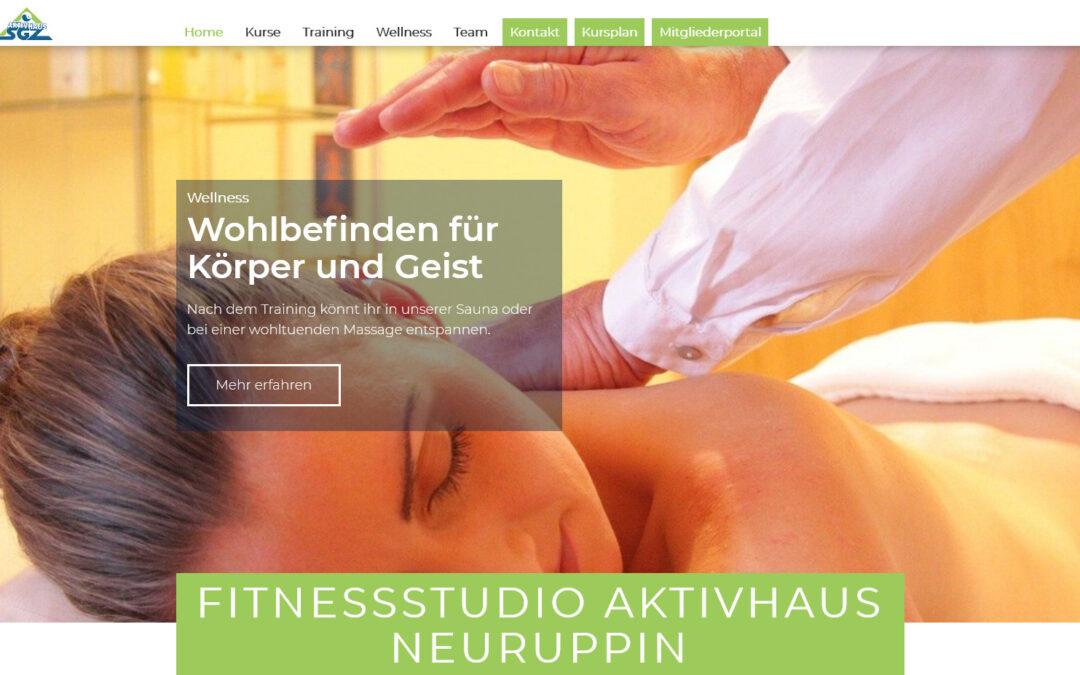 Aktivhaus Sport- und Gesundheitszentrum Neuruppin