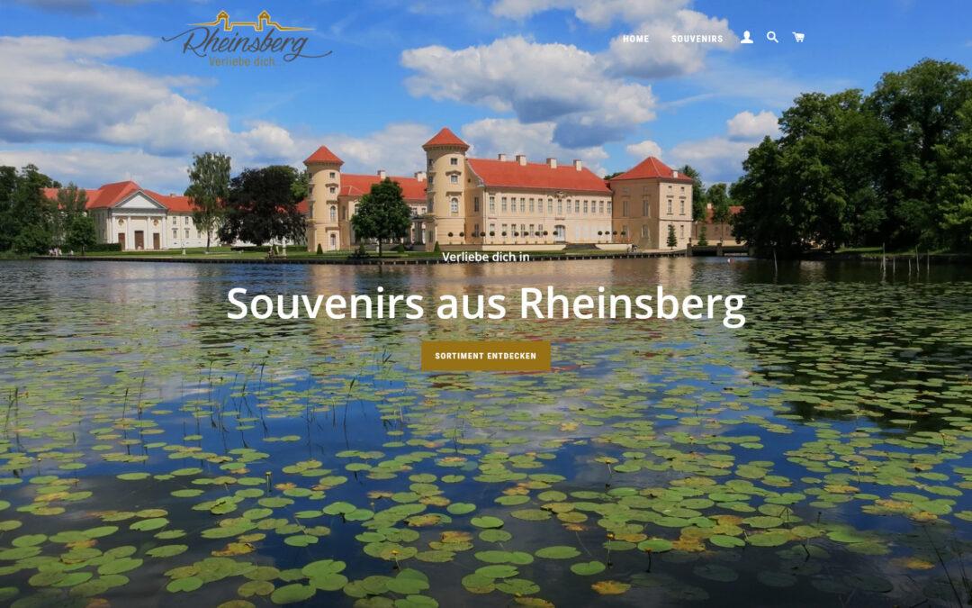 Souvenirs aus Rheinsberg